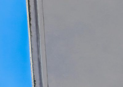 Balkonsanierung mit Polyprofil Tropfleisten